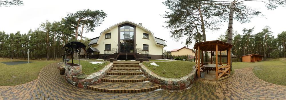 Svečių namų Kunigiškėse panoraminis virtualus turas